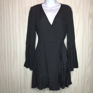 BCBGENERATION Polka Dot Dress size XS